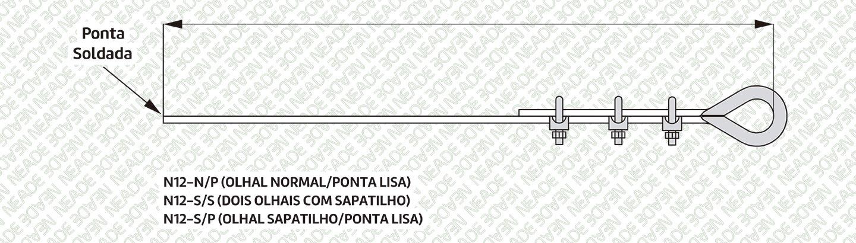 NEADE laços referência n12