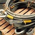 Linga de cabo de aço